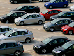 If your fleet vehicles are sitting around get them out of the lot